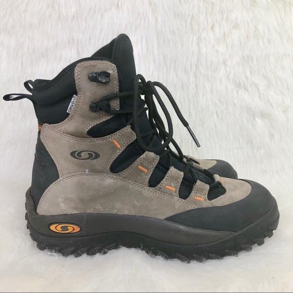 f91b4eb397 Salomon Men's Climadry Hiking Boots Contagrip